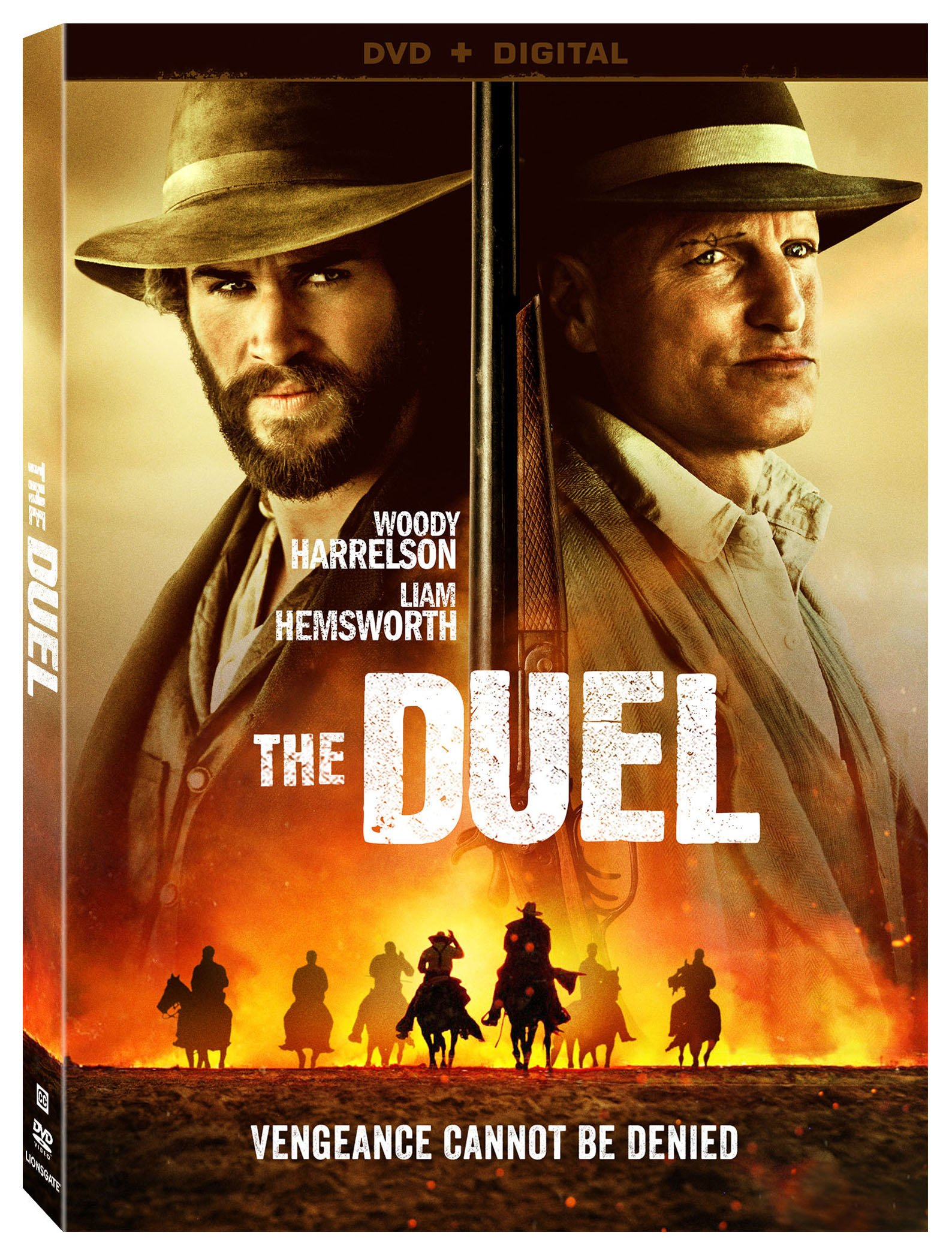 DVD : The Duel (DVD)