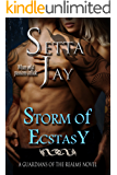 Storm of Ecstasy (The Guardians of the Realms Book 9)