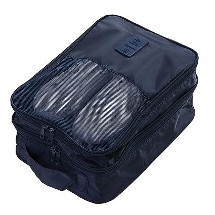 Amazon.com: Bolsas de viaje para zapatos, plegables ...