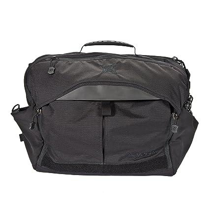 81e61e57ef1 Amazon.com  Vertx EDC Courier Bag, Black, One Size, VTX5005  Sports ...