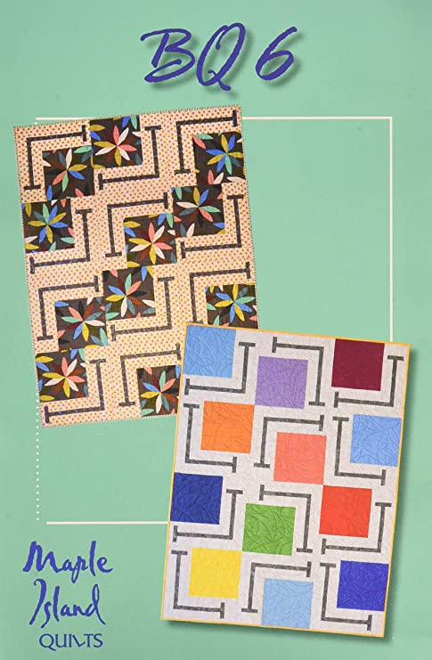 Maple Island Quilts MIQ705 BQ Ptrn