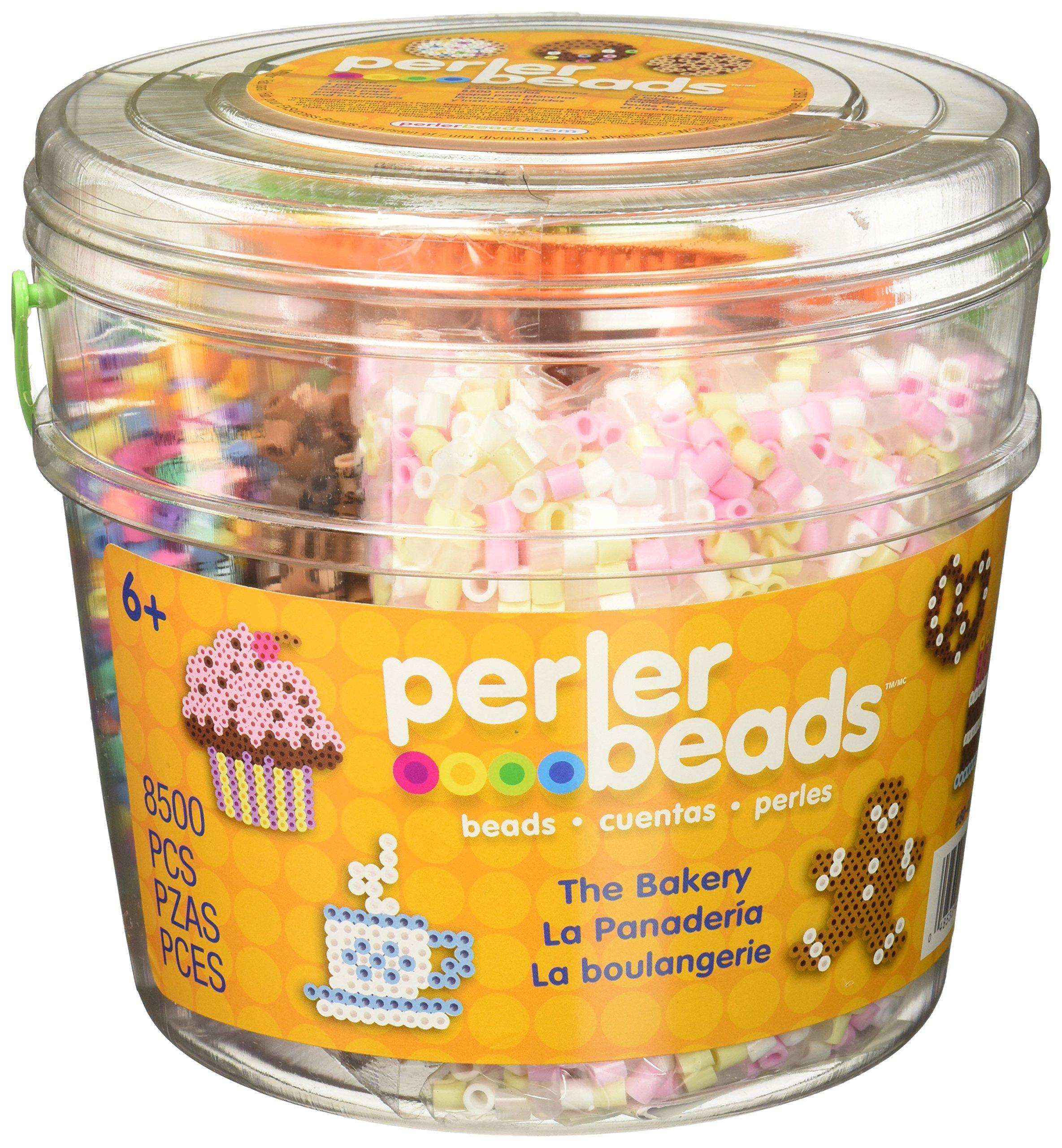 Perler Beads 80-42846 Perler Bakery Fused Bead Activity Bucket_80-42846,,