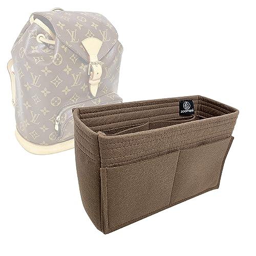 2cc838ba776a Amazon.com: Zoomoni LV Montsouris MM Backpack (Old Model) Purse ...