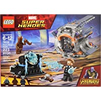 Lego Marvel Super Heroes Avengers : Infinity War Thors Weapon Quest Kit (223 Piece)