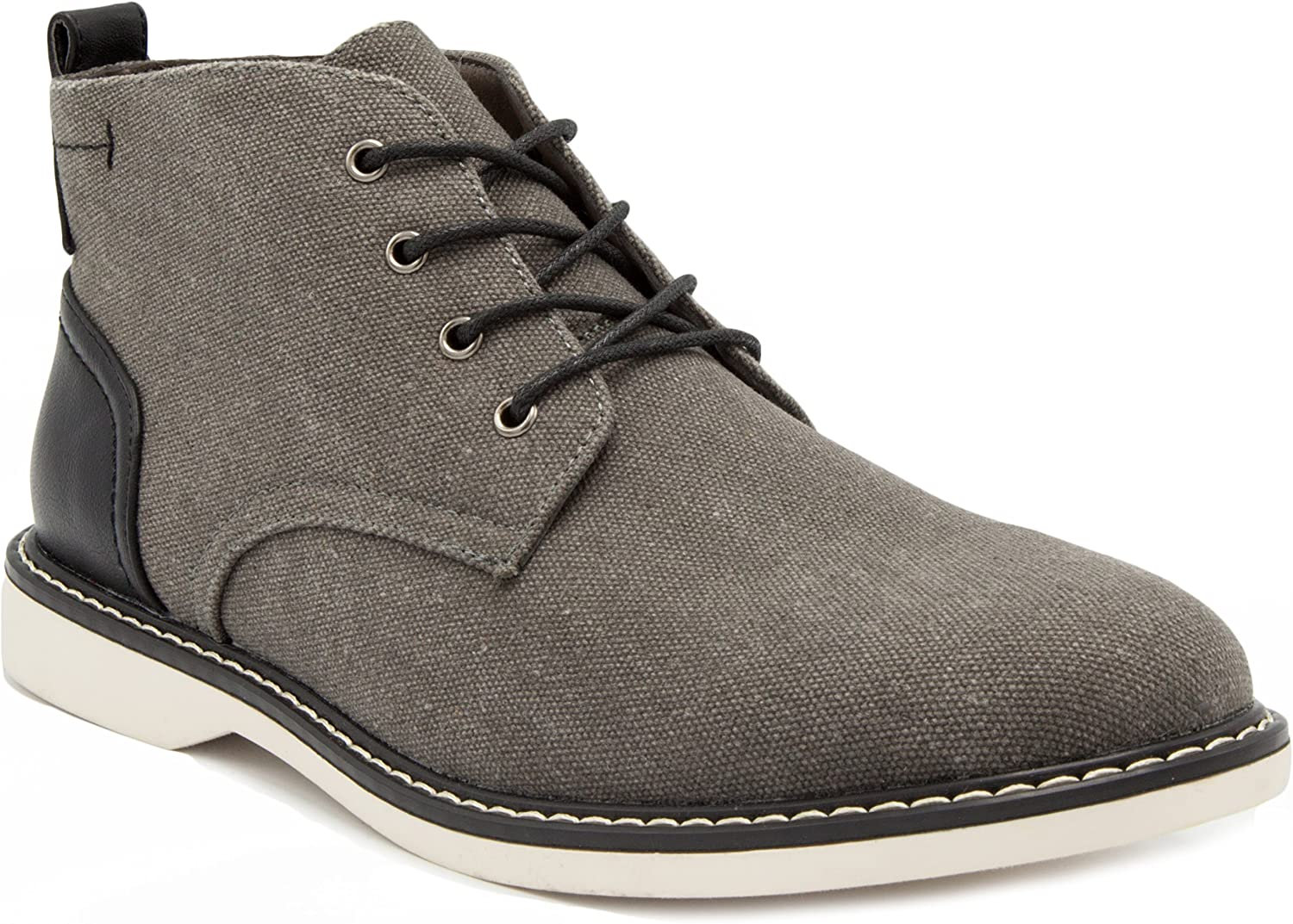 LONDON FOG Mens Belmont Chukka Boot