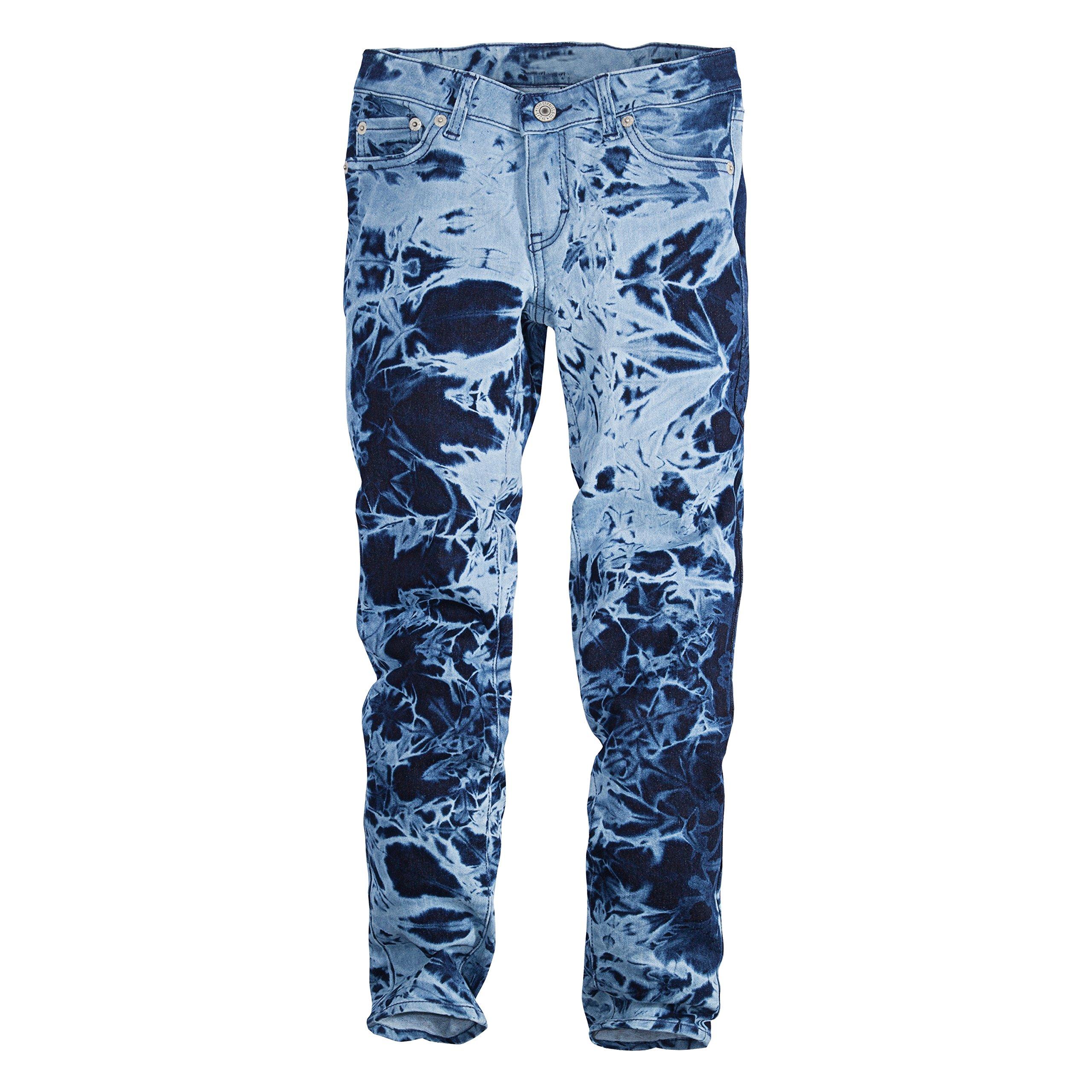 Levi's Girls' Big 710 Super Skinny Fit Jeans, Latte