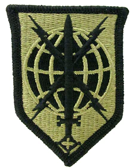 Full Color 100% High Quality Materials Other Militaria Alaska Support Command Patch Collectibles