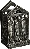 Design Toscano Medieval Norman Warriors Coaster Set