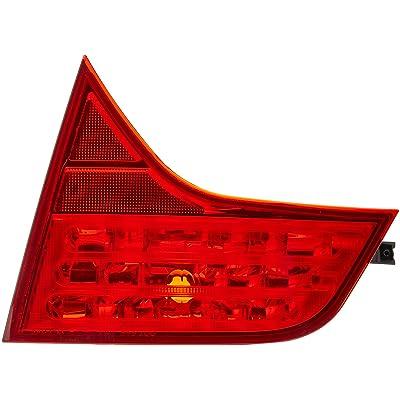 TYC 17-5245-01-9 Honda Civic CAPA Certified Replacement Reflex Reflector: Automotive