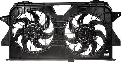 Dorman 620-042 - Radiador de doble ventilador: Amazon.es: Coche y moto