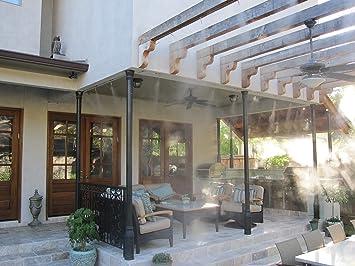Amazon.com: 1500 PSI Misting Pump. Fog spray Mist - For patio ...