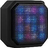 Zebronics Zeb-Attitude Portable BT Speaker with TWS Function, mSD, AUX, Mic & 5 LED Modes