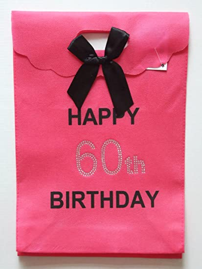 Happy 60th Birthday Gift Bag