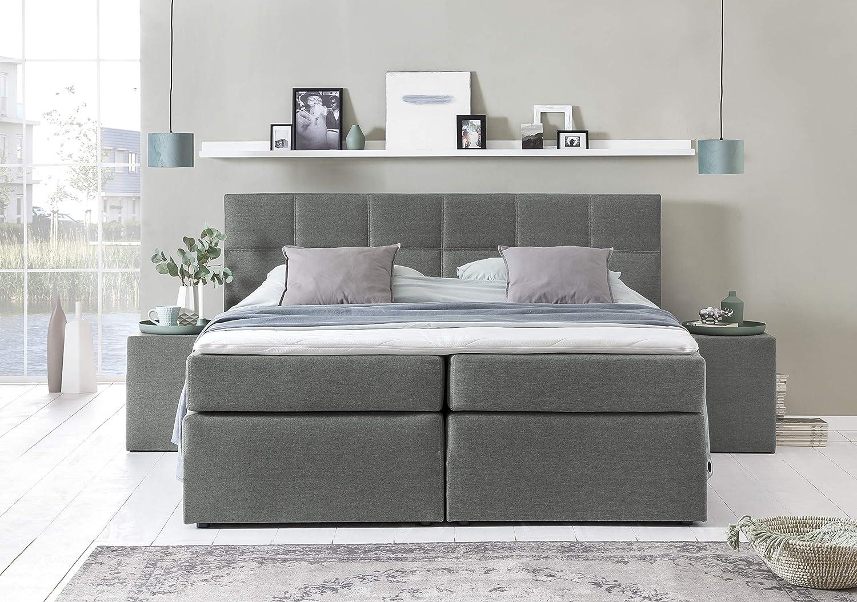 bea boxspringbett test neu juli 2018 note befriedigend 2 6. Black Bedroom Furniture Sets. Home Design Ideas