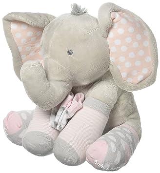Amazon.com: Bebé Aspen Lilly la peluche de elefante Plus con ...