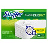 Amazon Price History for:Swiffer Sweeper Dry Sweeping Cloth Refills, 48 Count