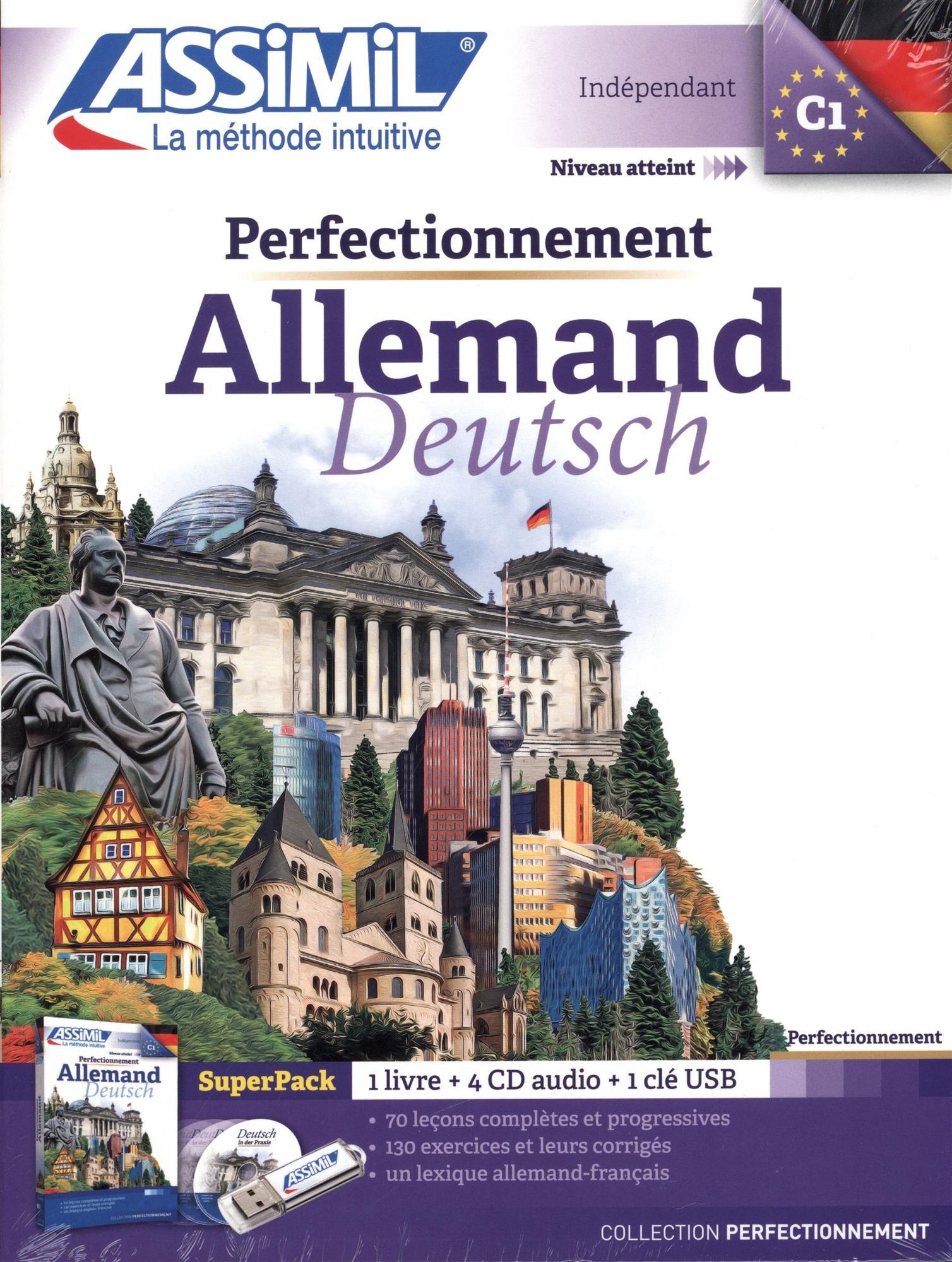 ASSIMIL ALLEMAND PERFECTIONNEMENT GRATUIT TÉLÉCHARGER