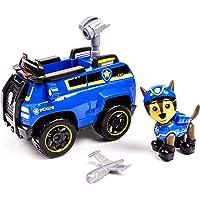 Paw Patrol Vehículo Básico de Policía con Figura de Chase