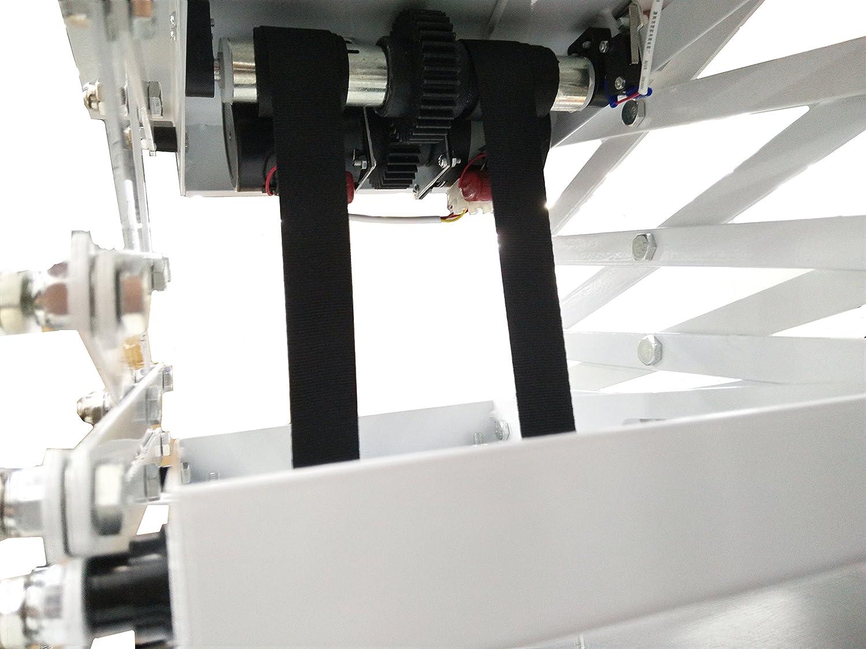 BAOSHISHAN - Soporte eléctrico para proyector de 2 m con Elevador ...