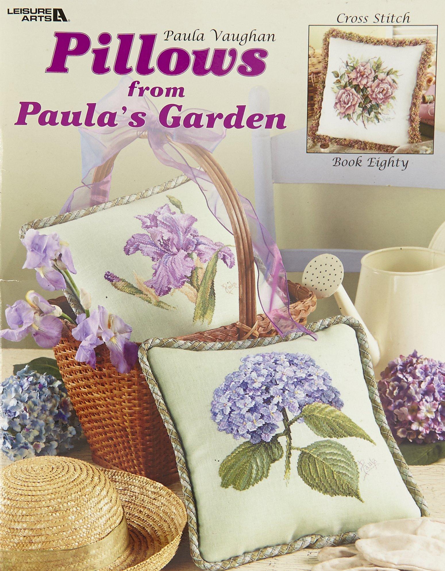 Pillows from Paula's Garden
