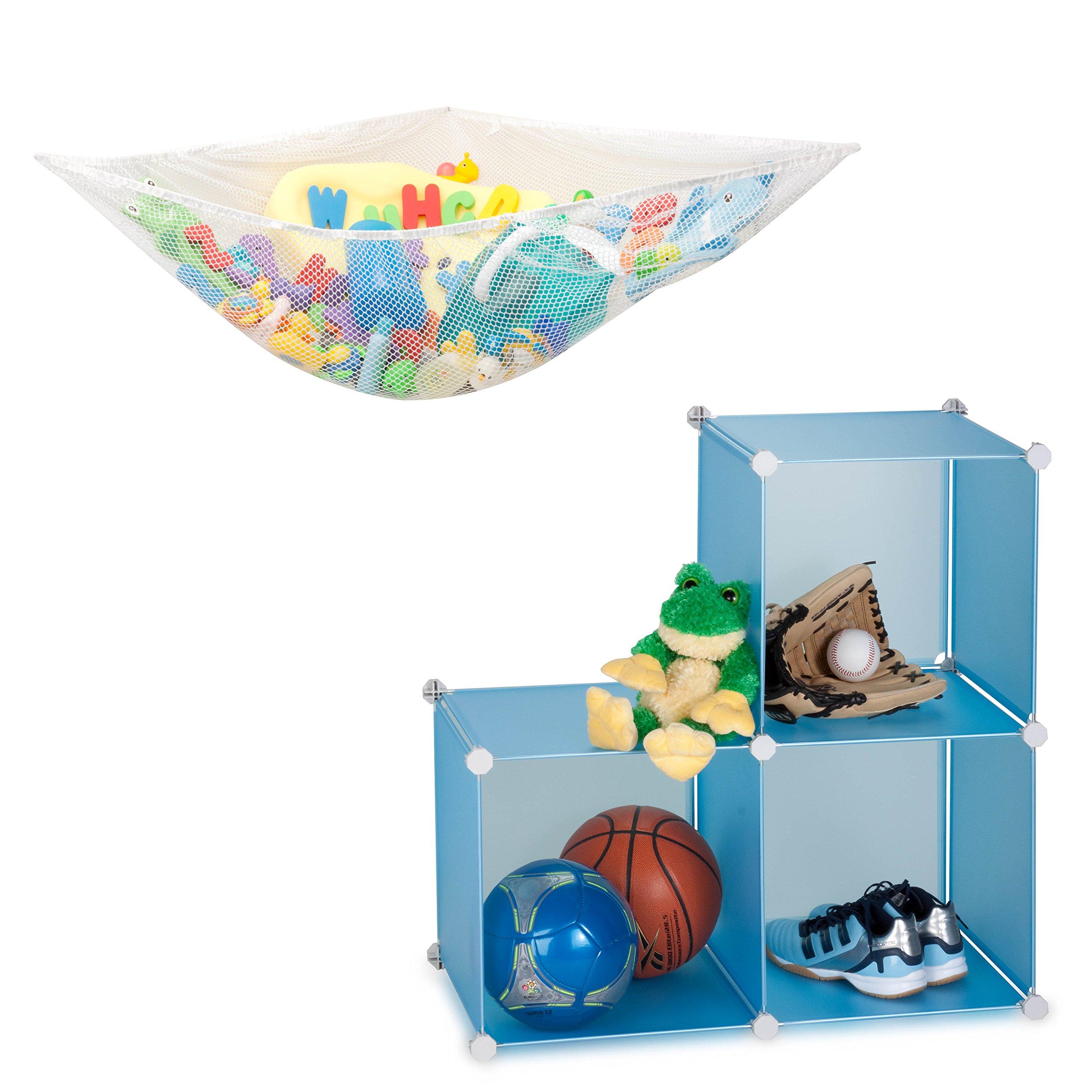 Honey-Can-Do SFTX06975 Kids Storage Organization K