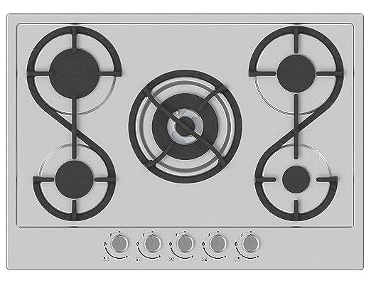 Hudson mesa bandeja de horno, 5 Fuegos gaz-htg 5 i-à ...