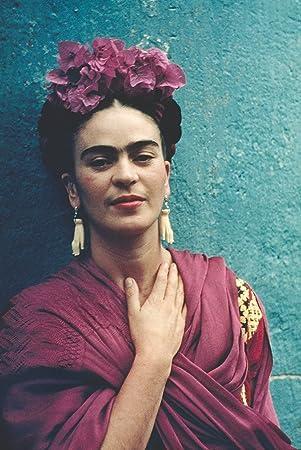 Mbposters Frida Kahlo Plakat Poster Affiche Amazonde