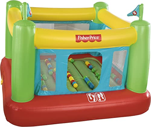 Fisher-Price-93532E-Bouncesational-Bouncer