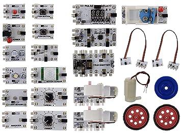 cretile ultimate combo kit 20 circuits 3 accessories diy rh amazon co uk