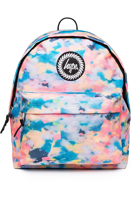 566a3782277 Hype Backpack Bag - Pastel Sponge Rucksack - Bags   Backpacks For Boys and  Girls Women and Men - Pastel Sponge  Amazon.co.uk  Luggage