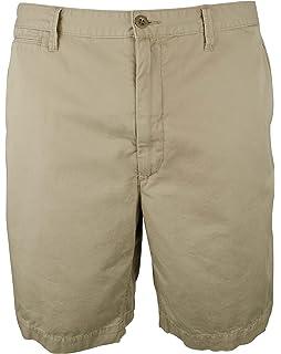 710efb8fa Polo Ralph Lauren Mens Big   Tall Twill Classic Fit Khaki Shorts