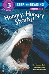 Hungry, Hungry Sharks (Step into Reading) Paperback