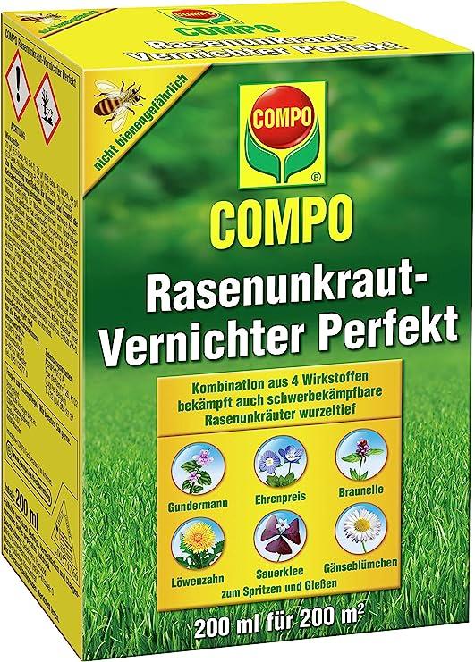 Compo 25389 - Herbicida para Control de malezas: Amazon.es: Jardín