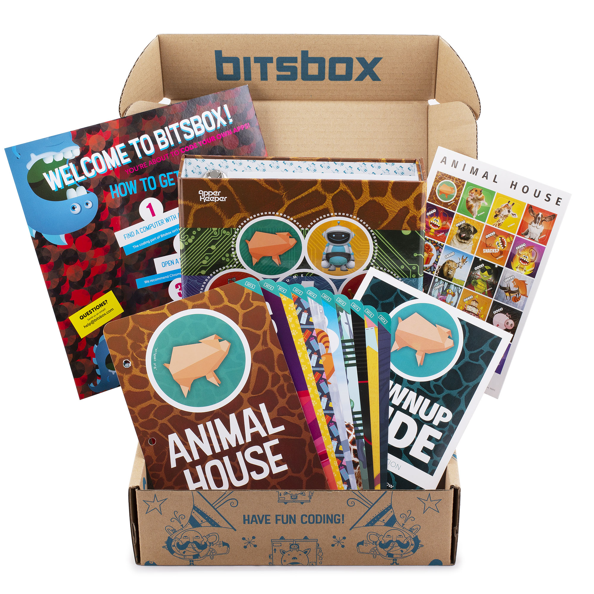 Bitsbox - Coding Subscription Box for Kids | Great for Ages 6-12