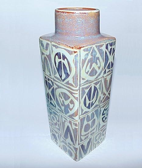Royal Copenhagen Pottery Vase Fajance By Nils Thorsson Amazon