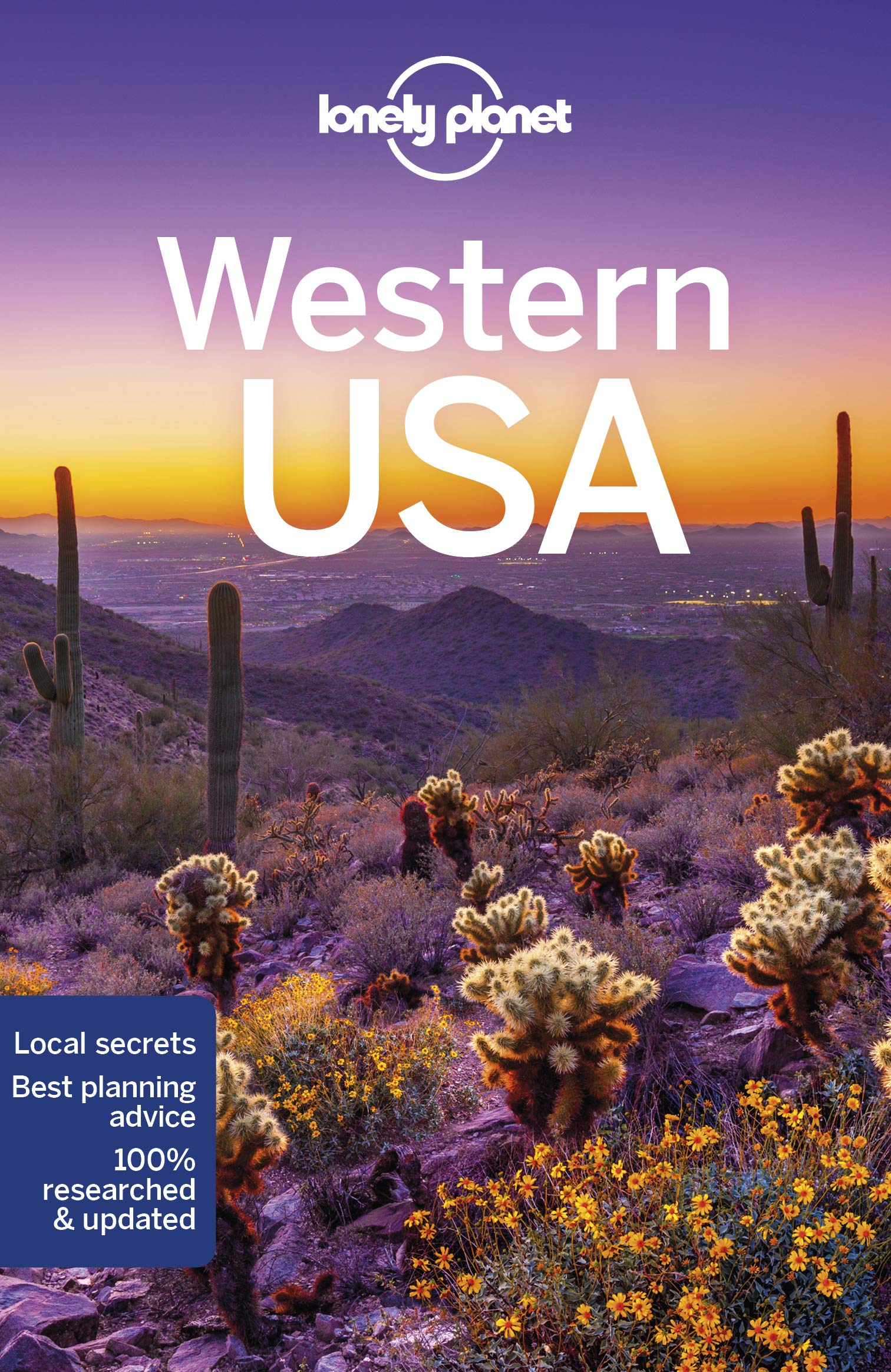 Lonely Planet Western USA, 5th Edition