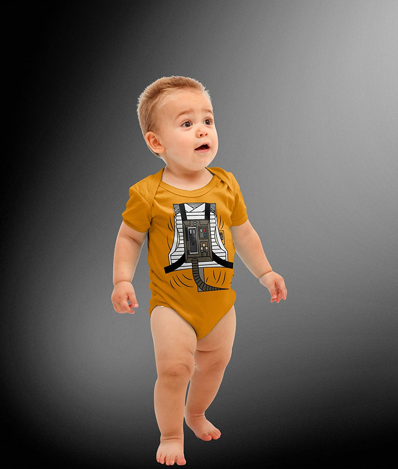 Baby Star Fighter Pilot Cosplay Costume