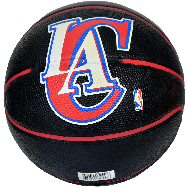Spalding NBA Los Angeles Clippers equipo Logo de colores y Mini ...