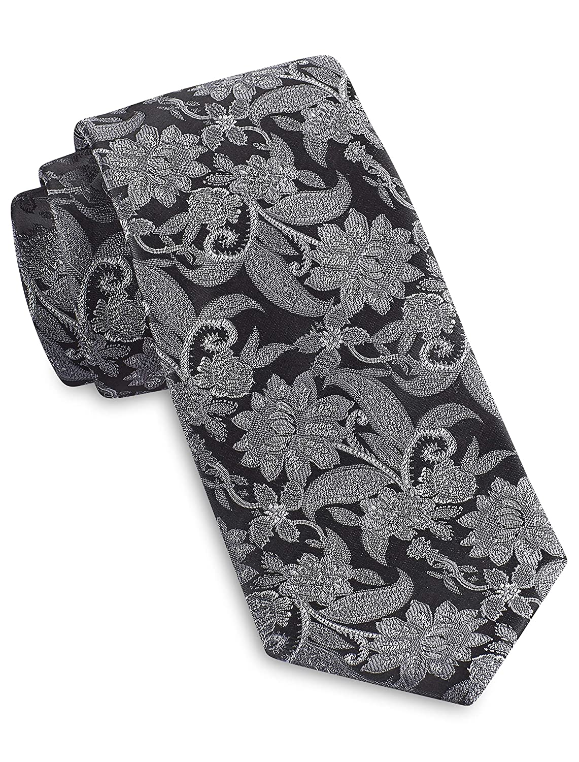 Synrgy by DXL Small Floral Tie