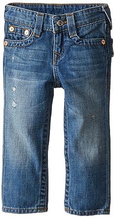 471c2e85a Amazon.com: True Religion Baby Boys' Geno Single End Jean: Clothing