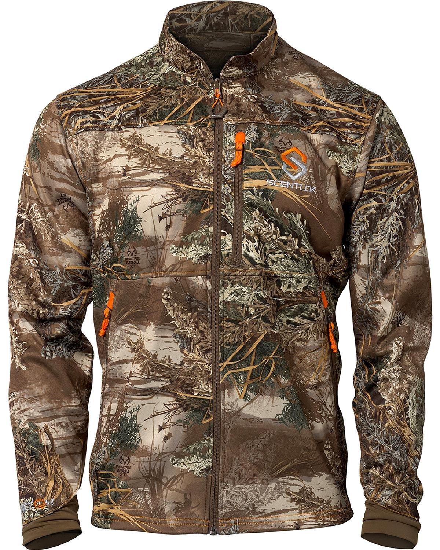 Scentlok Technologies Men's Realtree Savanna Crosshair Jacket Multi Small