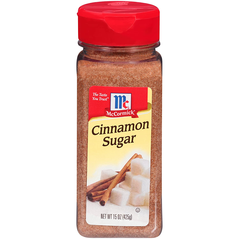 McCormick Super Deal Cinnamon Sugar, 15 Ounce (Pack of 1)