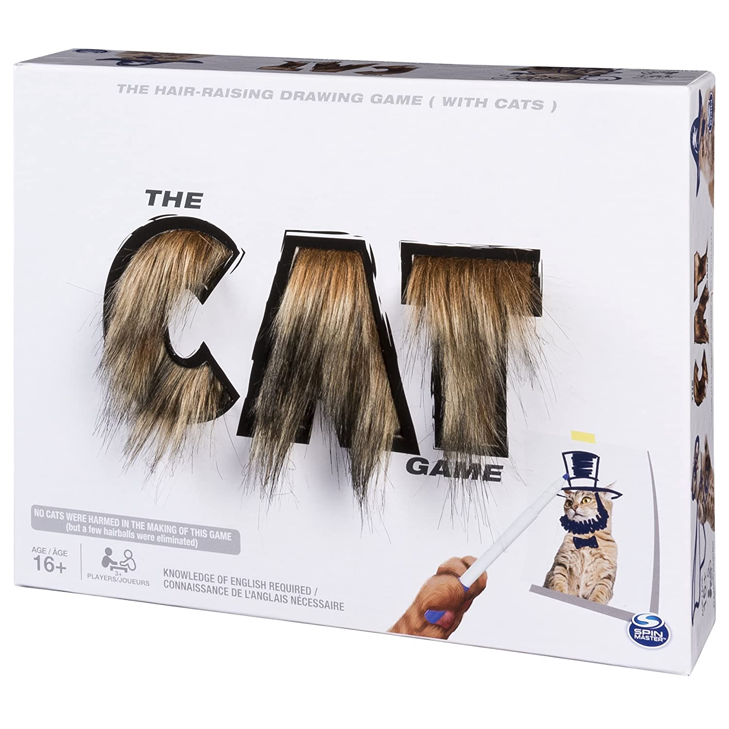 The Cat Game Drawing Game for Teens and Adults