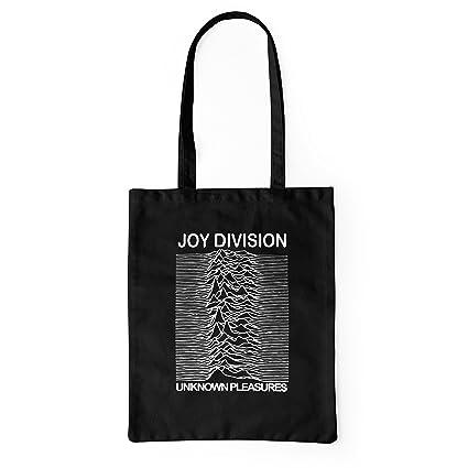 LaMAGLIERIA Bolsa de Tela Joy Division - Tote Bag Shopping ...