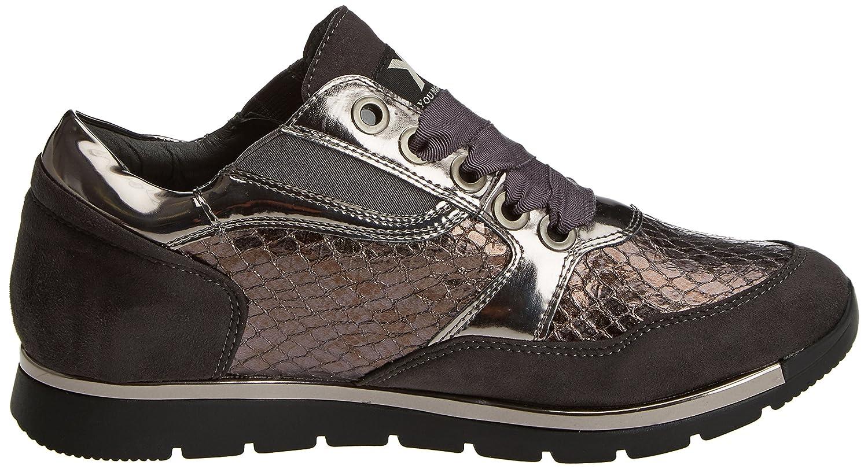 XTI Damen (Grau) 047259 Sneaker, grau Grau (Grau) Damen 038bd4