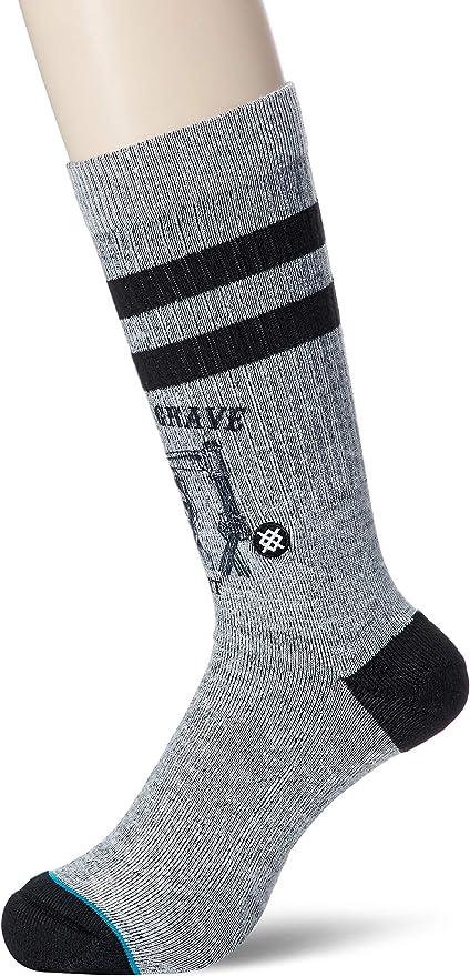 Calzettoni da Uomo Calze Stance Lifes a Grave Socks Grey