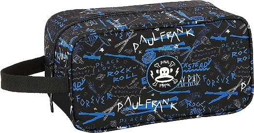 safta Zapatillero Mediano de Paul Frank, 290 x 14 0X 150 mm, Multicolor: Amazon.es: Equipaje
