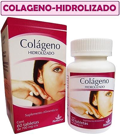 Colageno HIDROLIZADO 60-Capsules similar a -colageina 10 capsulas-