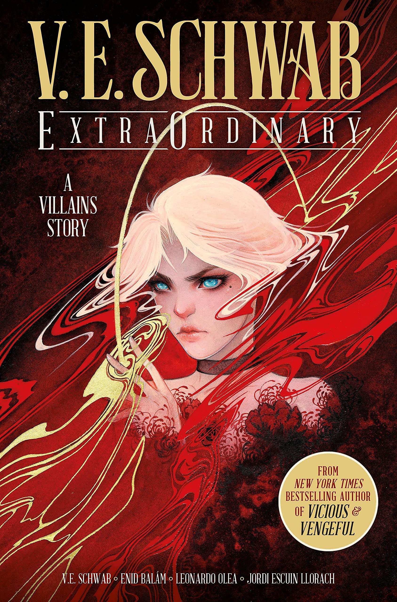 ExtraOrdinary: V.E. Schwab: Amazon.co.uk: Enid Balam, V.E. Schwab:  9781785865886: Books