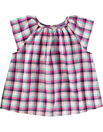 99718f5e5a5 OshKosh B Gosh Baby Girls  Toddler Tops